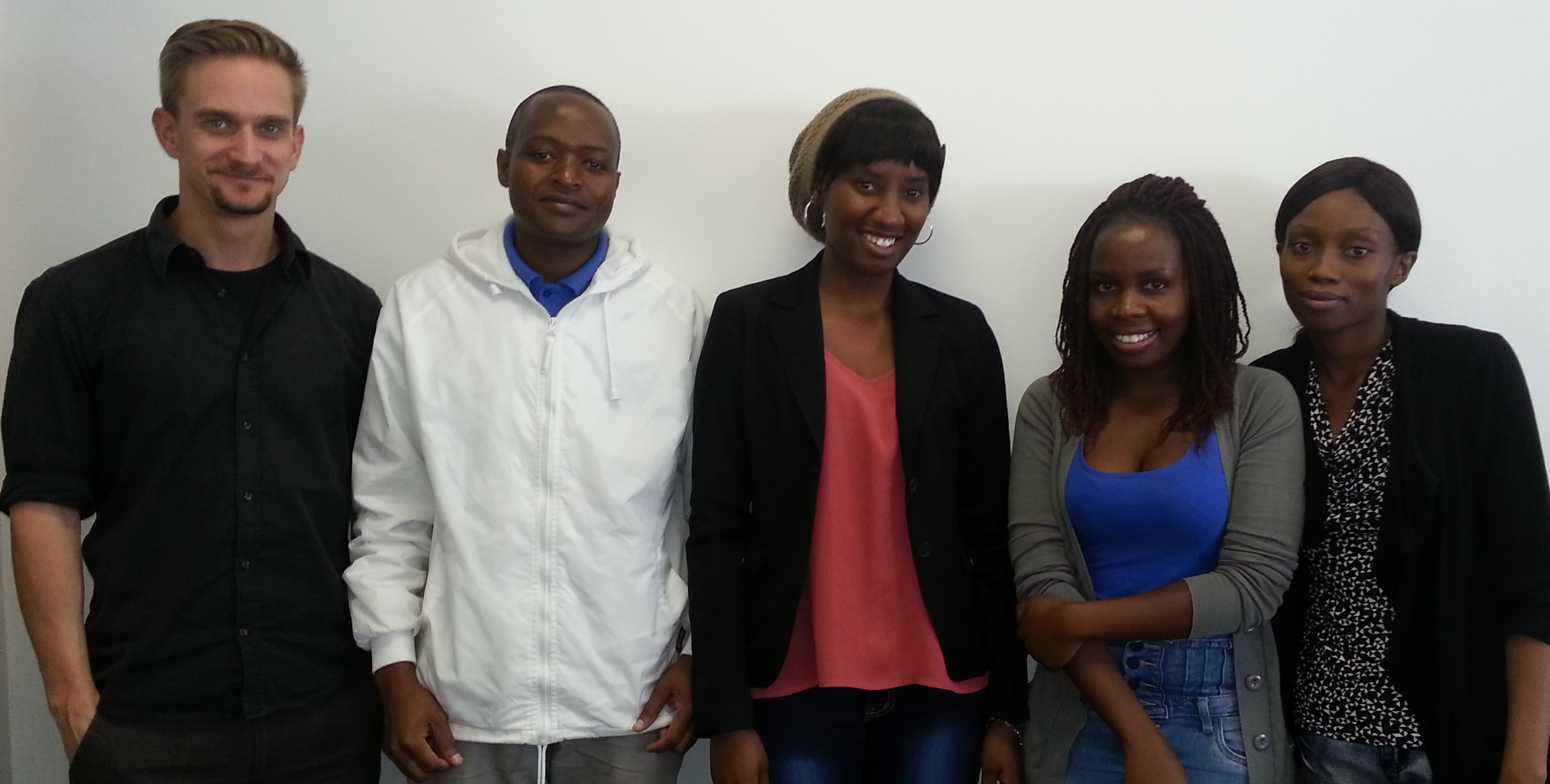 IWSN-funded MPhil students discuss their studies