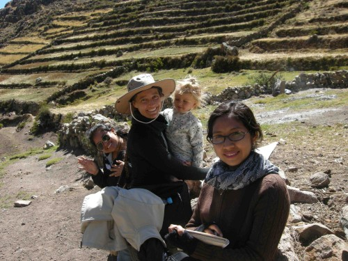 The Peruvian Andes: Notes from an extreme gradient – Santa Rosa de Tambo