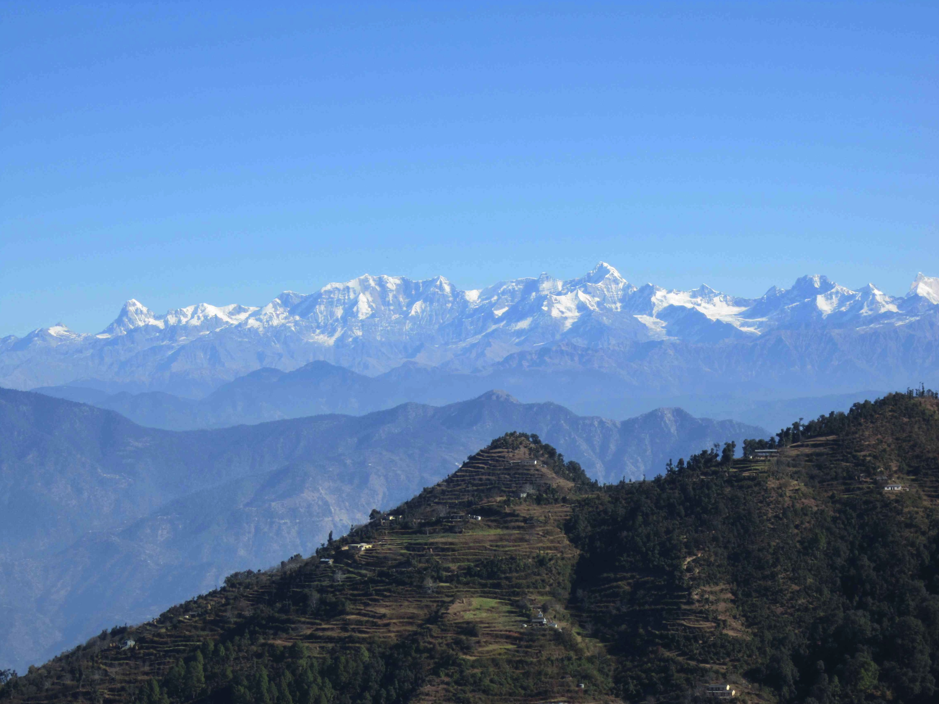 Water security in South Asia's Himalayan water towers