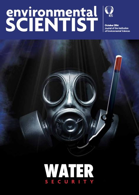 Water Security issue of IES journal now online