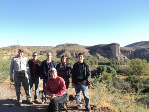 Water security in the Sonora and Yaqui Rivers, Mexico