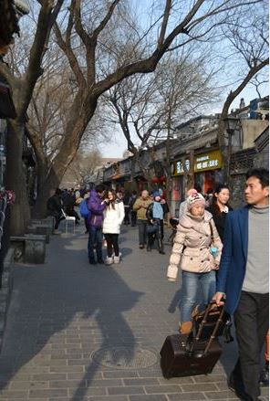 The many challenges of providing urban water services for a city of 20 million people: Beijing