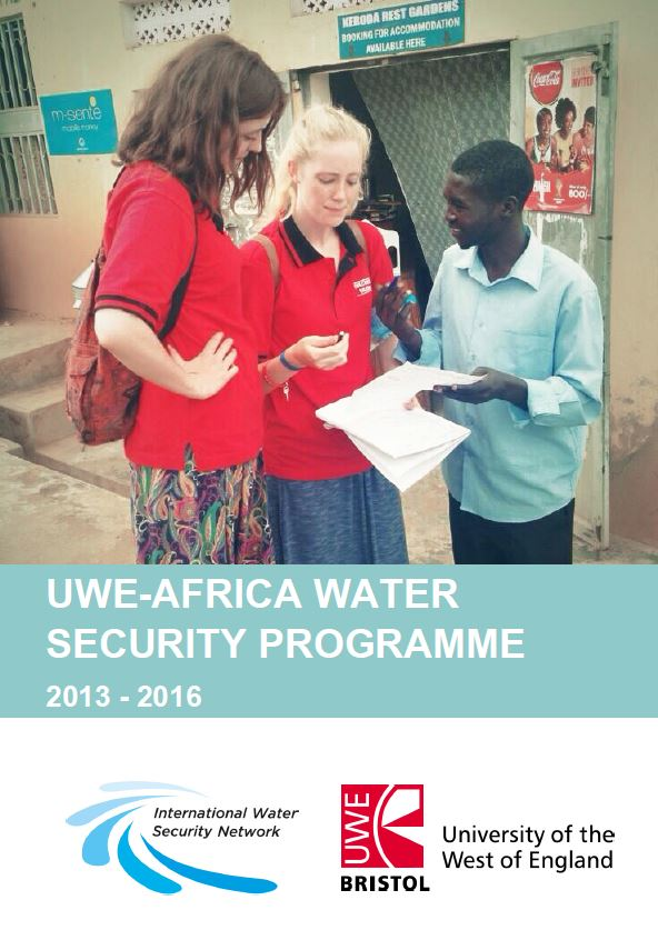 UWE Global Water Security Project recruitment for UWE students now open