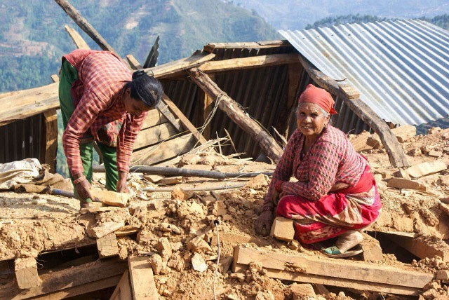 Natural disasters in Nepal and the impact on water, energy and human security