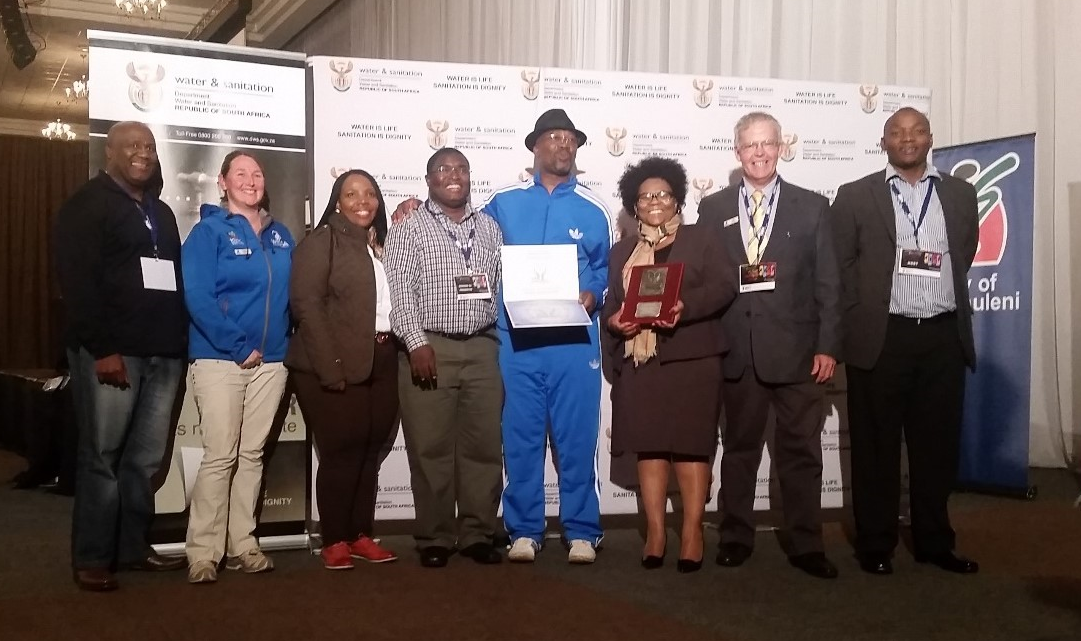 United Nations recognises South Africa's water education practices