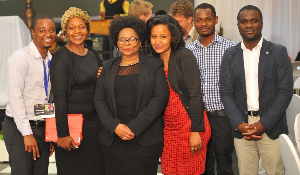 Meeting the Deputy Minister of Water and Sanitation 'inspiring' for IWSN students