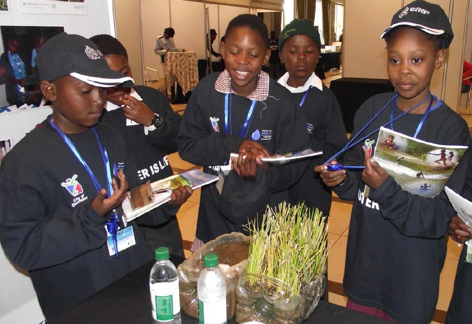 Report on the 2015 National Youth Water Summit in South Africa