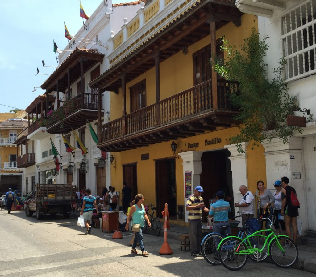 Cartagena old city 3