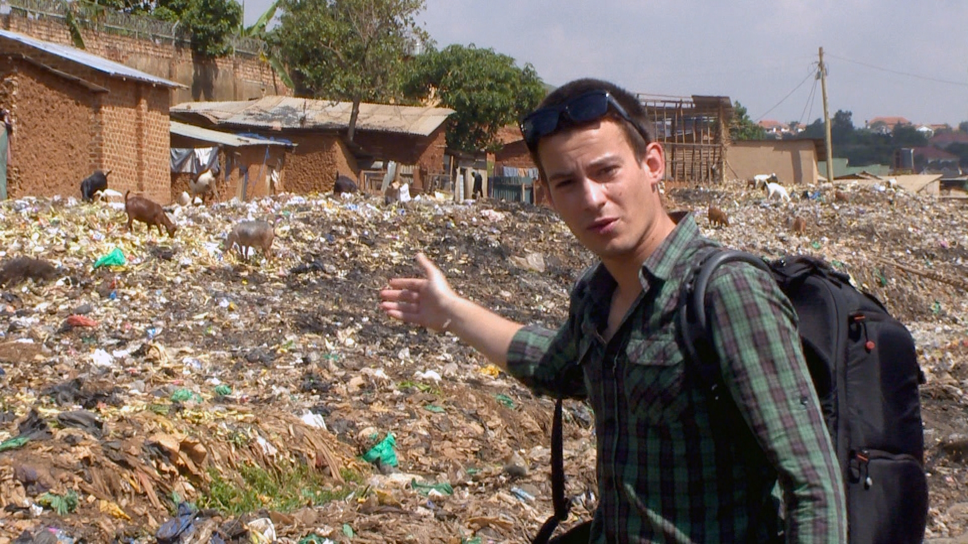 UWE student reflects on filming his documentary on water pollution in Uganda