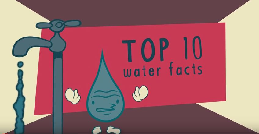 New animation: 10 Facts About Water
