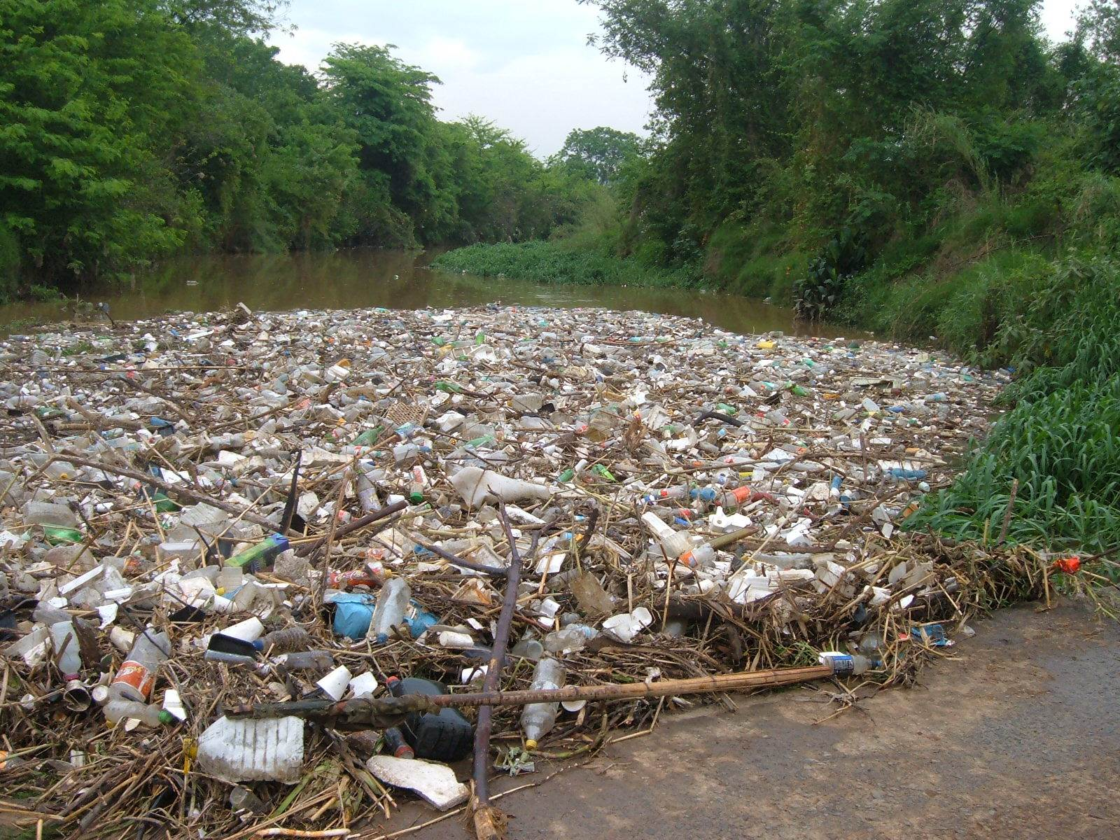 Solid waste. We need to focus on conserving our water resources better. DUCT