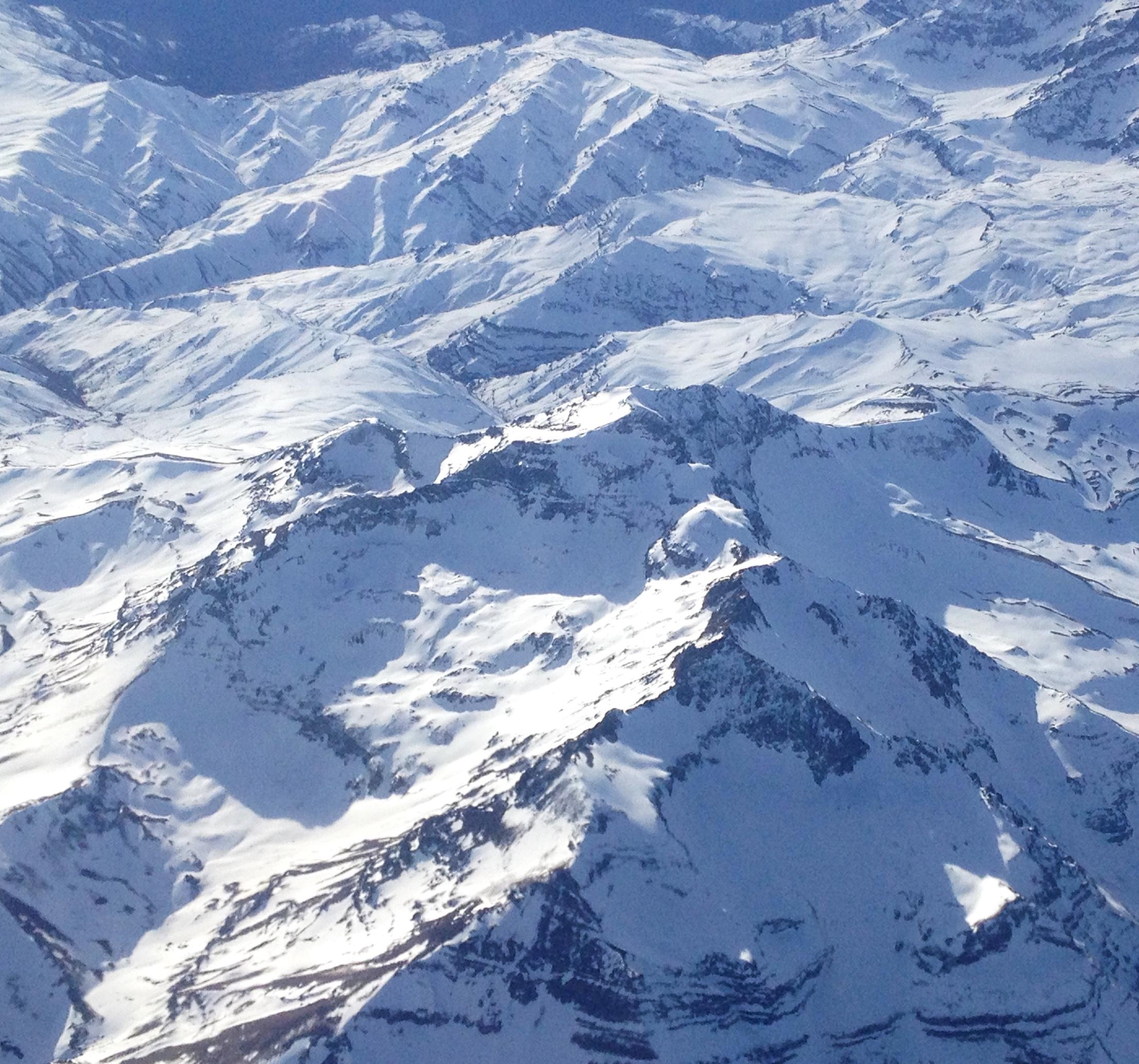 Impressions of Mendoza, Argentina