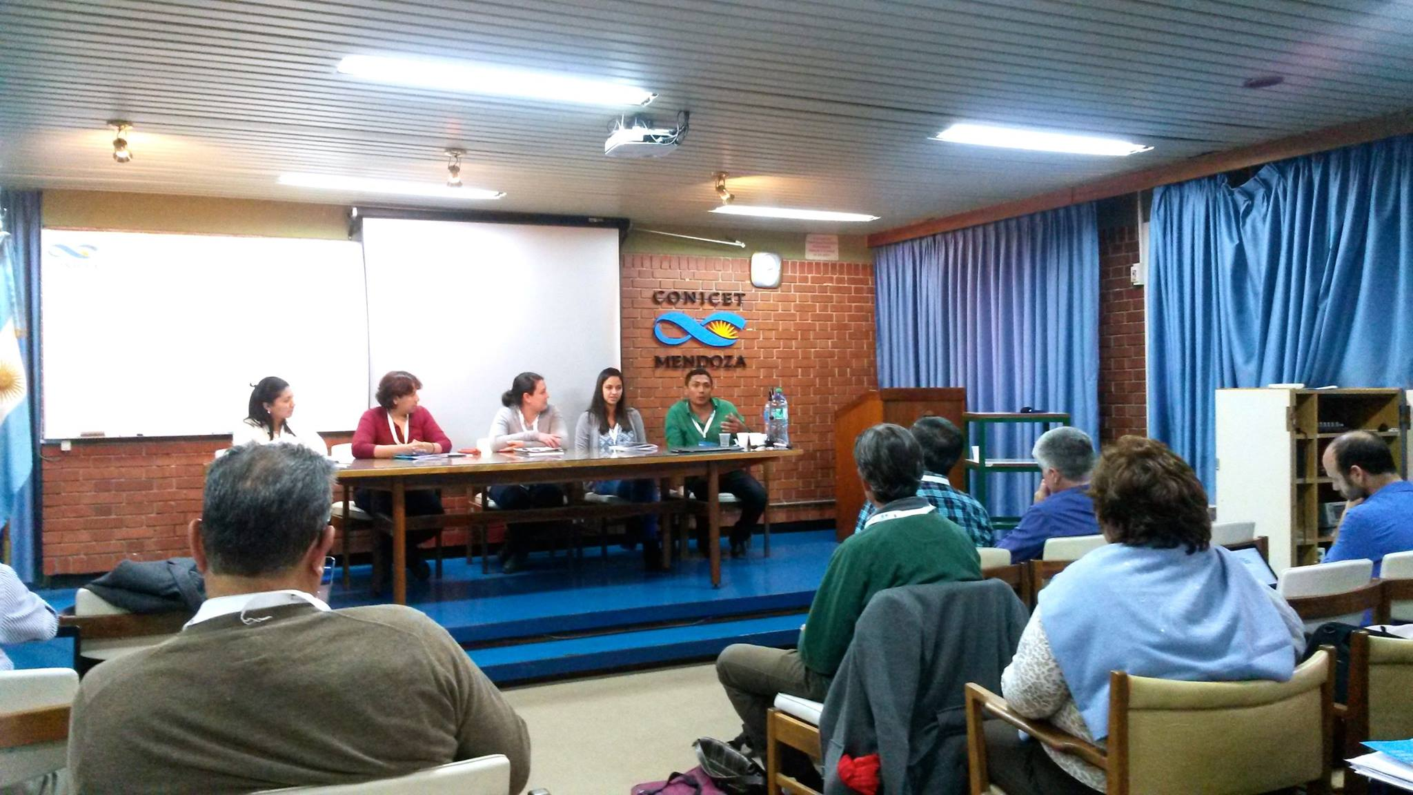 Impressions of the Water Governance Workshop held in Mendoza