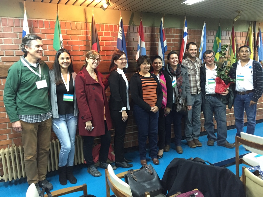 IWSN helps bring water professionals to the International Water Governance Workshop in Argentina