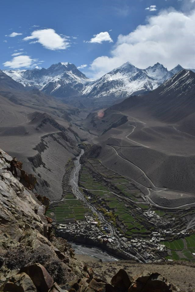 A photo essay of the water-energy-food nexus in the Himalayas