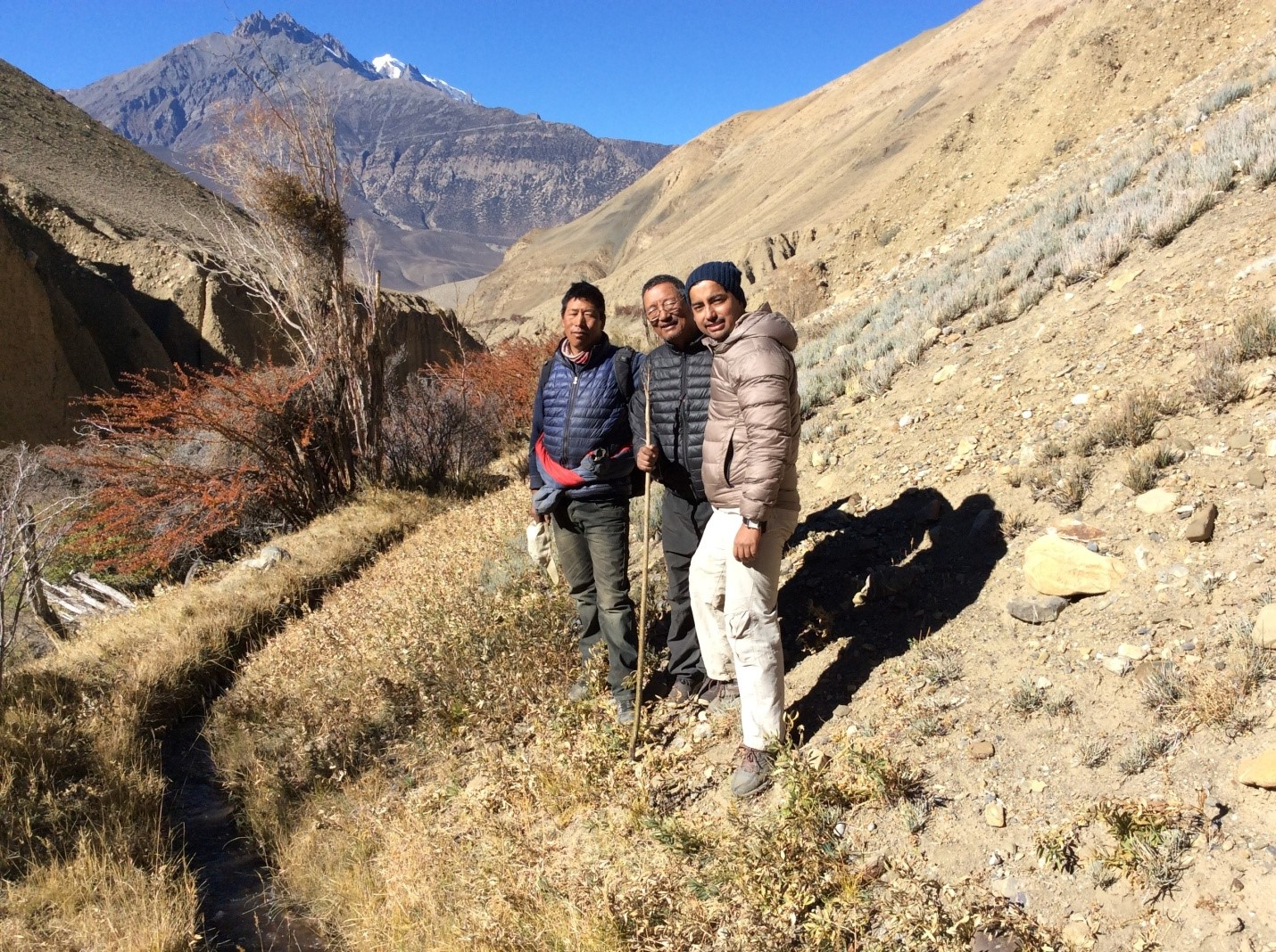 Ph.D. Research in Nepal – Part 2: Diary notes from the field