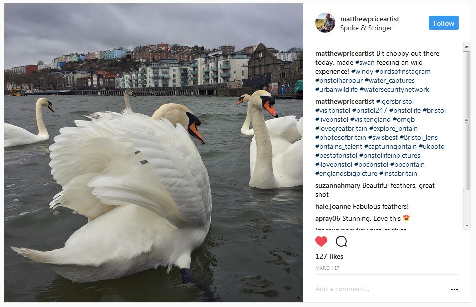 Winner of IWSN/IgersBristol photo competition announced