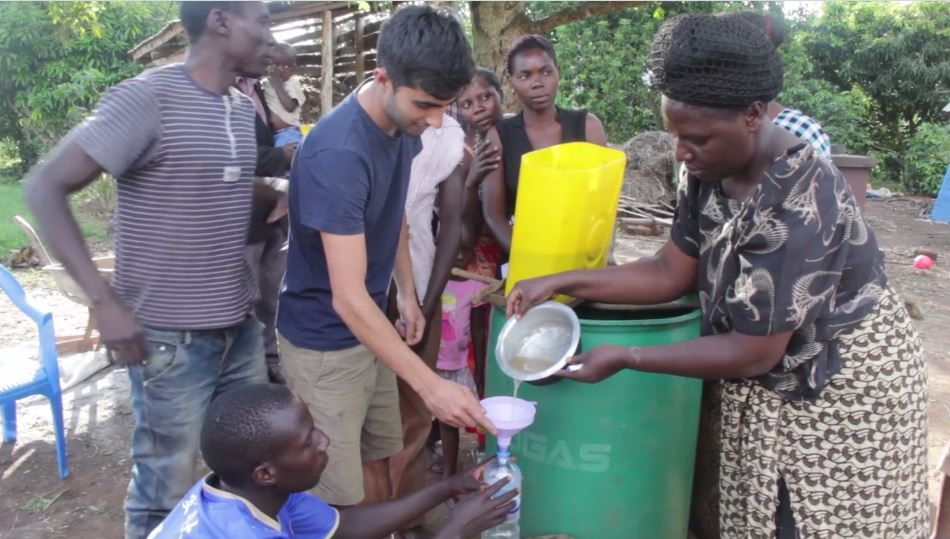 Celebrating the success of the UWE Global Water Security Project