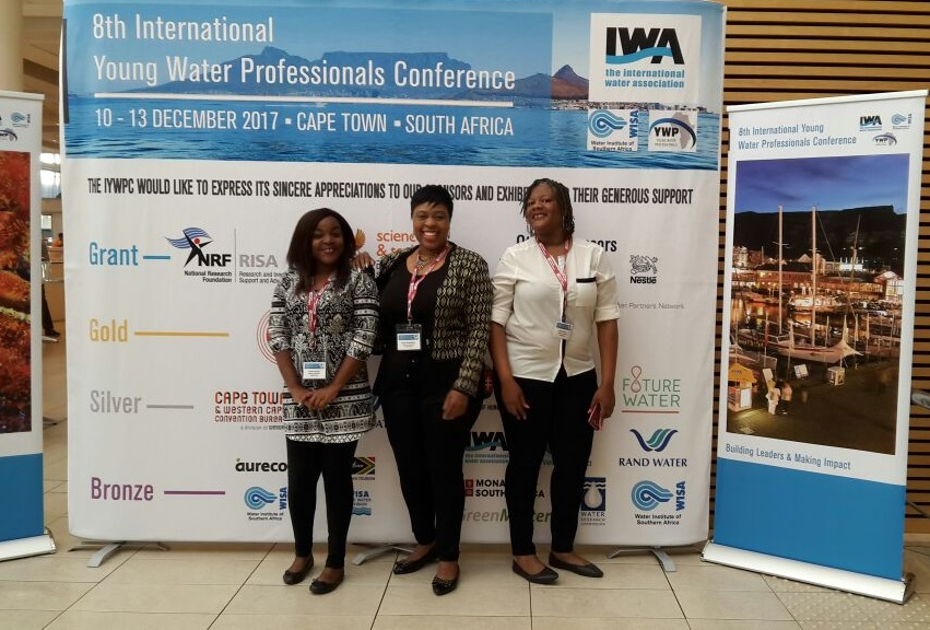 'Building Leaders, Making Impact' at the 8th IYWPC