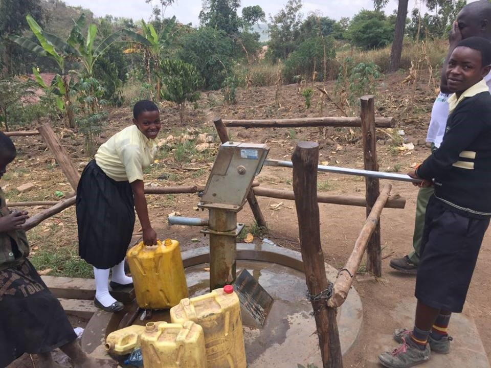 Promoting water security in small-scale gold mining communities in Uganda