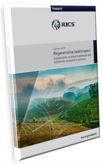 New RICS Research Trust report on regenerative landscapes