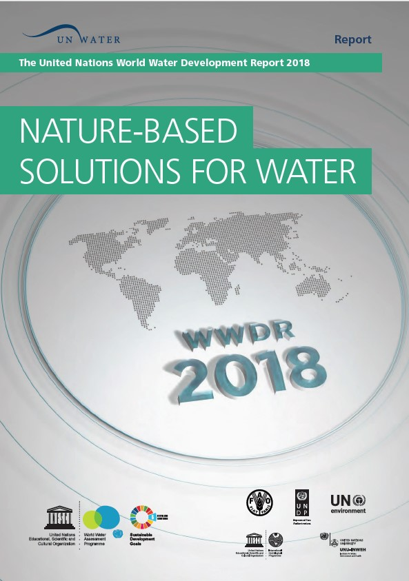 IWSN research recognised in UN World Water Development Report 2018