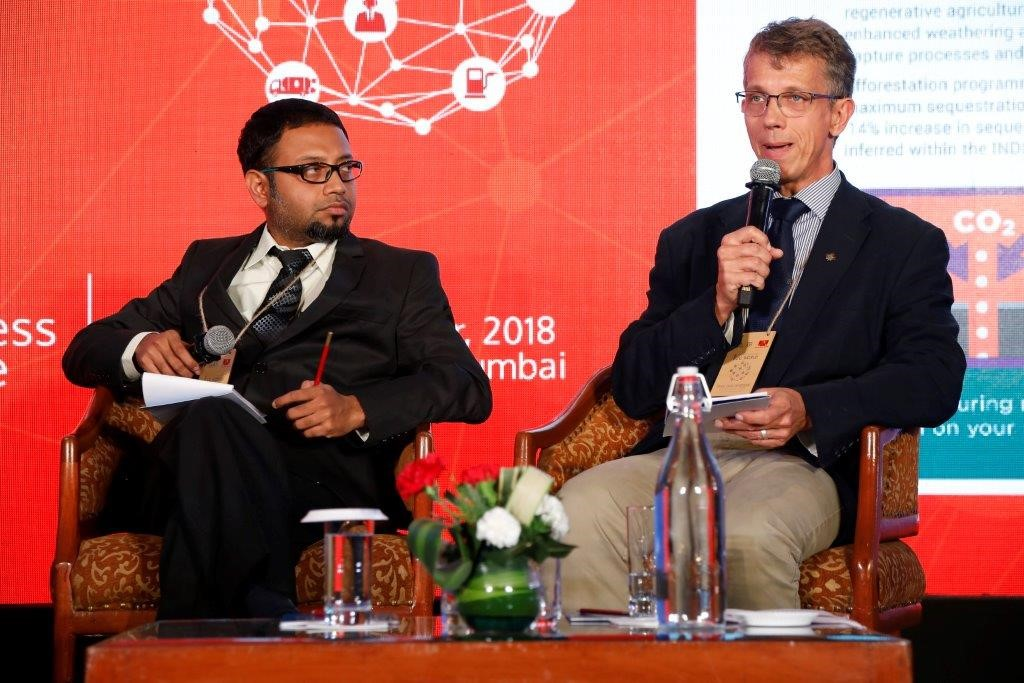 IWSN in India for the Aditya Birla Group conference