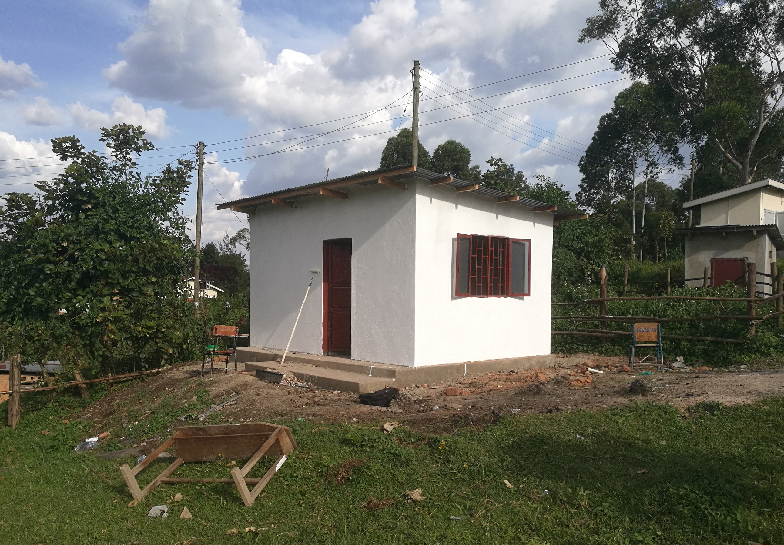 New water research lab built in Kisoro, Uganda