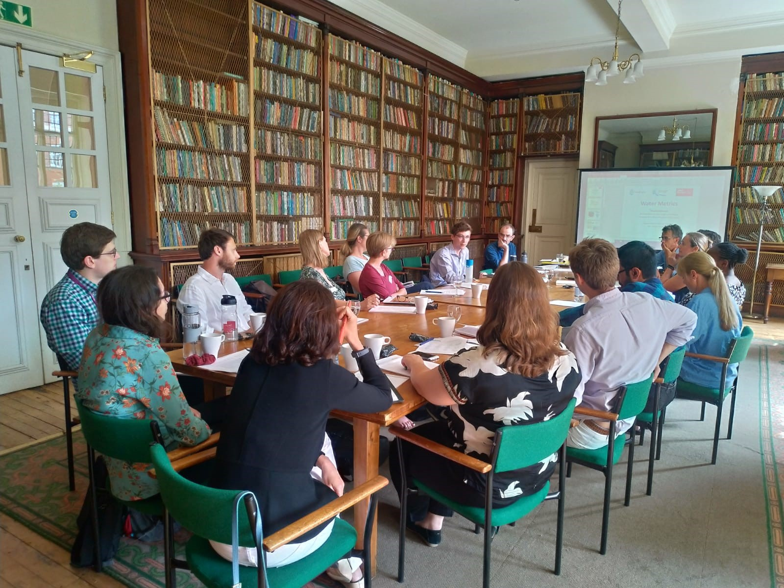 Workshop on Measuring Household Water Insecurity takes place in London