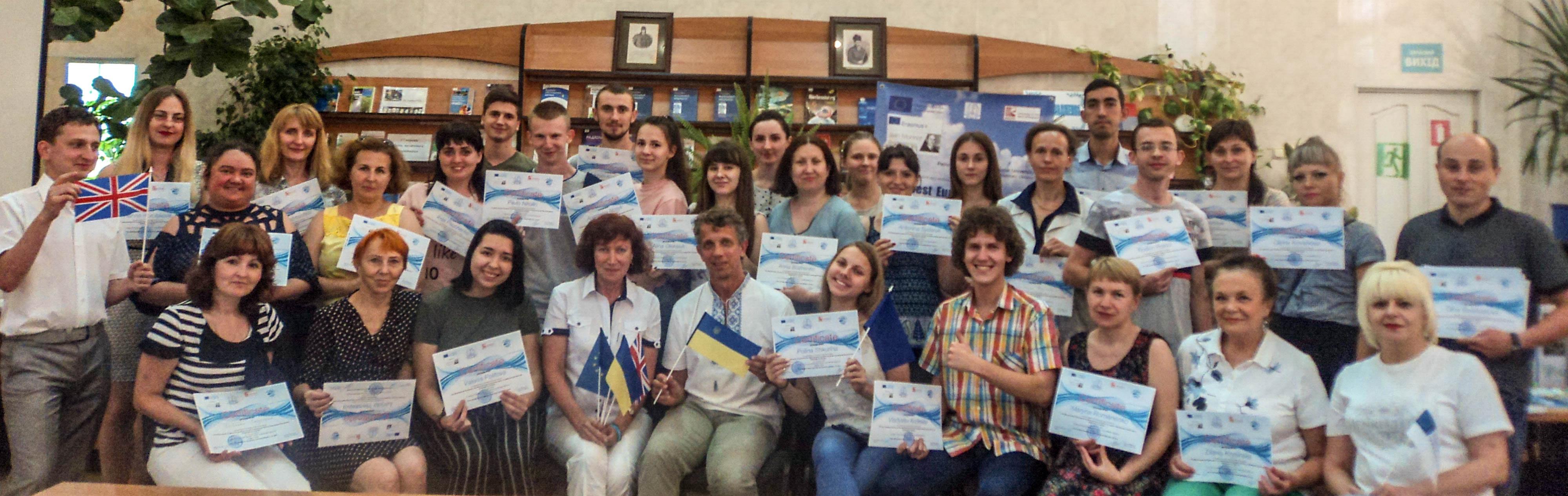 IWSN Director presents at Water Security Summer School in Ukraine