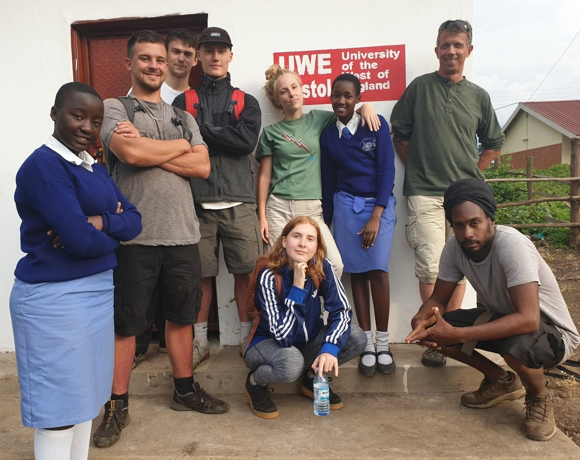 "UWE Bristol student reflects on her ""amazing experience"" in Uganda"