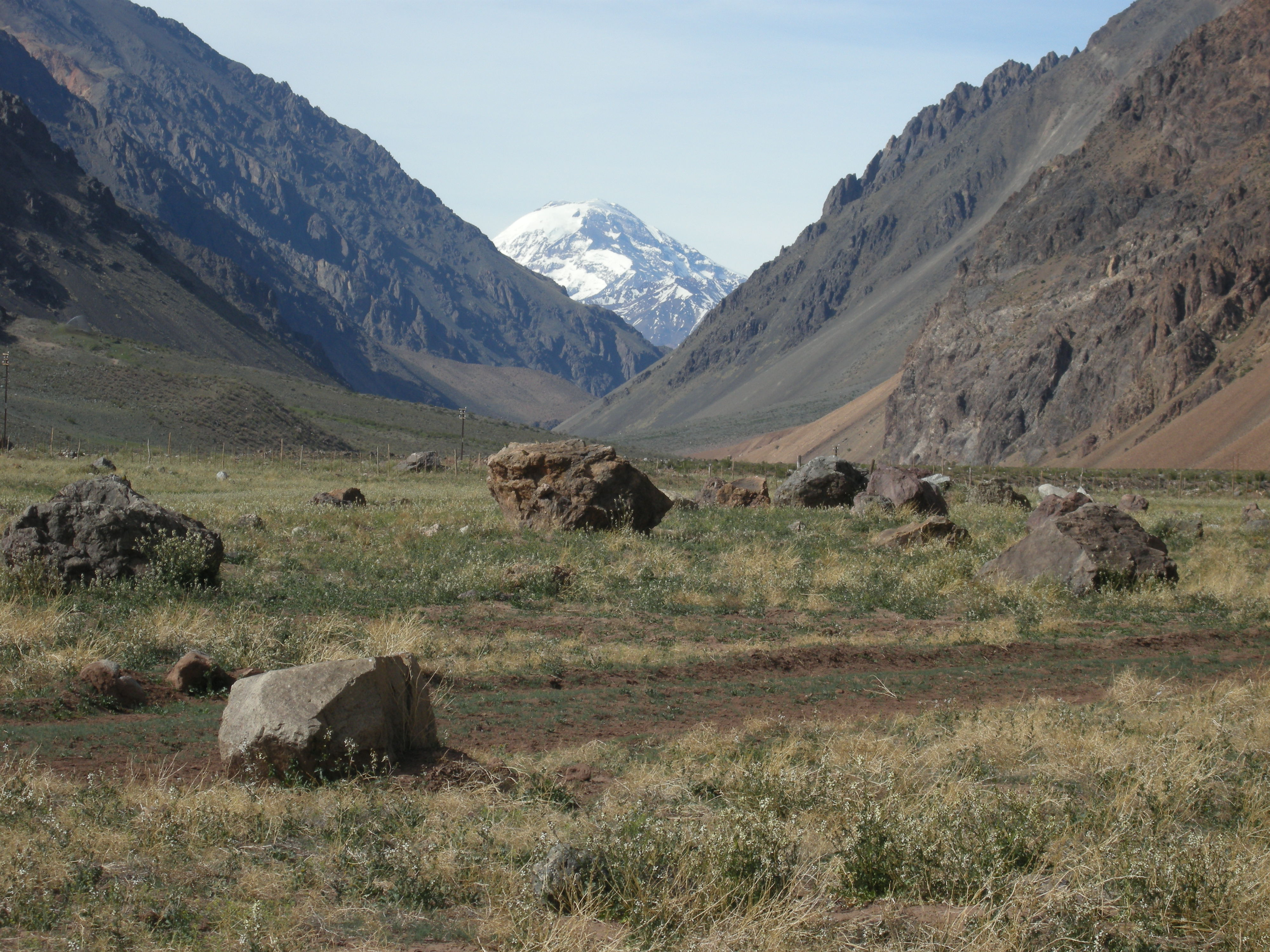 Transboundary water security in action: Collaborative research across the Central Andes