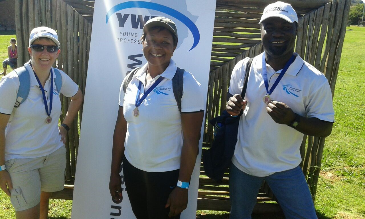 IWSN Africa takes part in Walk for Water